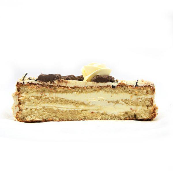 Торт «Бісквітно-кремовий»